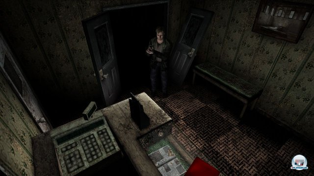 Screenshot - Silent Hill HD Collection (PlayStation3) 2263812