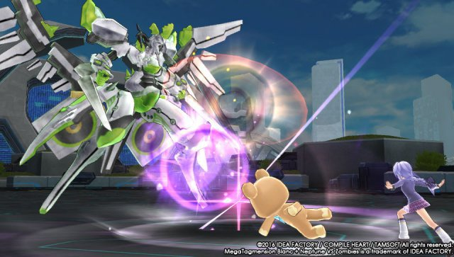 Screenshot - MegaTagmension Blanc   Neptune VS Zombies (PS_Vita) 92525088
