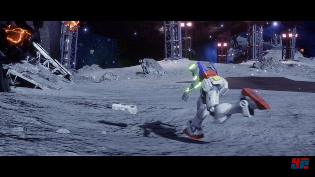 Screenshot - New Gundam Breaker (PS4)