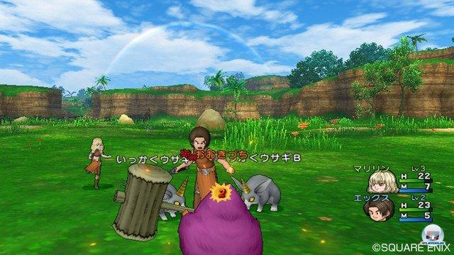 Screenshot - Dragon Quest X Online (Wii) 2357117