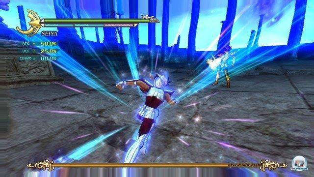 Screenshot - Saint Seiya: Sanctuary Battle (PlayStation3) 2274107