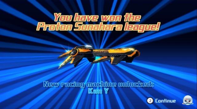 Screenshot - FAST Racing League (Wii)