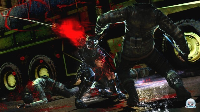 Screenshot - Ninja Gaiden 3 (PlayStation3) 2247217