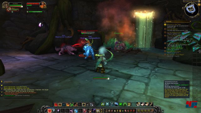 Screenshot - World of WarCraft: Legion (Mac) 92530781