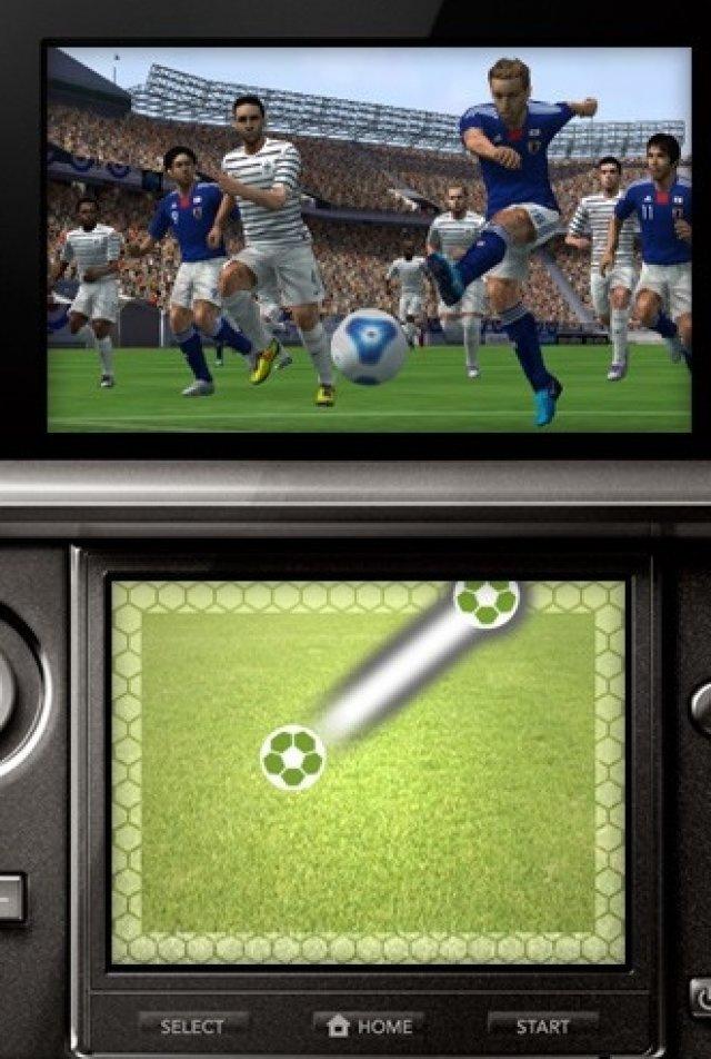 Screenshot - Pro Evolution Soccer 2012 (3DS) 2298277