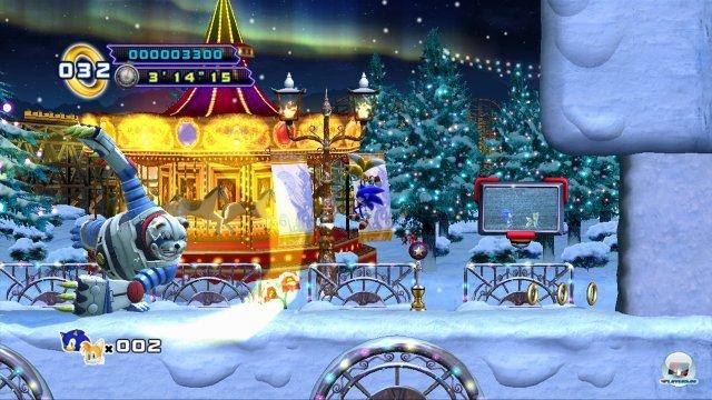 Screenshot - Sonic the Hedgehog 4: Episode II (360) 2350282
