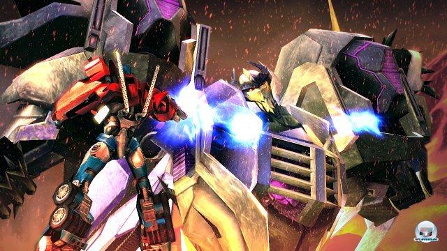 Screenshot - TransFormers: Prime (Wii_U) 92412787