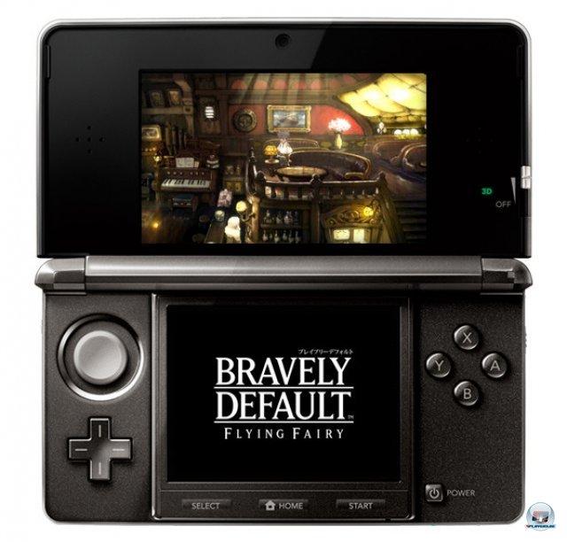 Screenshot - Bravely Default: Flying Fairy (3DS) 2266892
