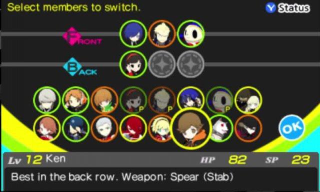 Dank üppiger Charakterriege lassen sich sehr unterschiedliche Kampfformationen bilden.