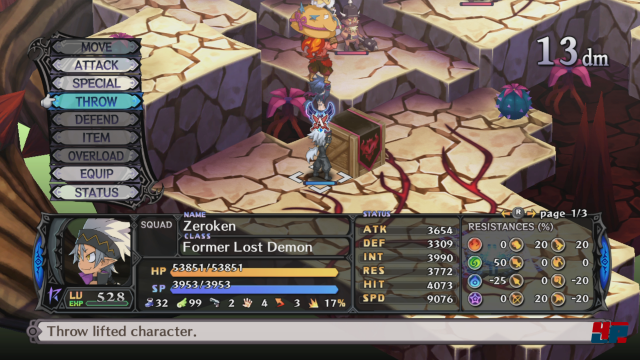 Screenshot - Disgaea 5: Alliance of Vengeance (Switch)