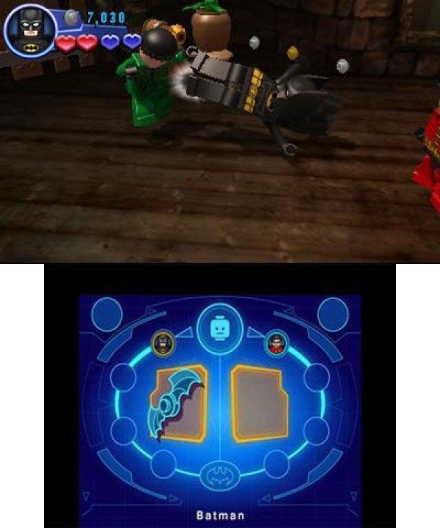 Screenshot - Lego Batman 2: DC Super Heroes (3DS) 2364207