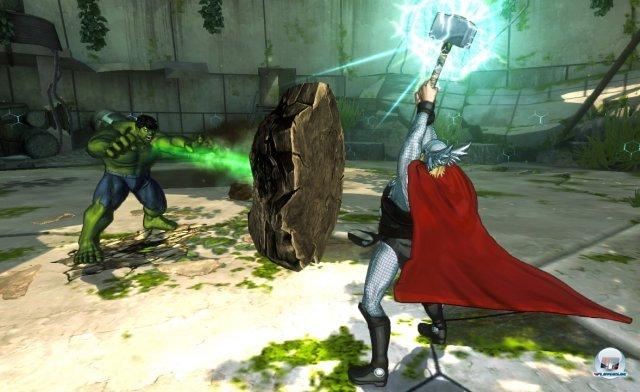 Screenshot - Marvel Avengers: Kampf um die Erde (360) 2387867
