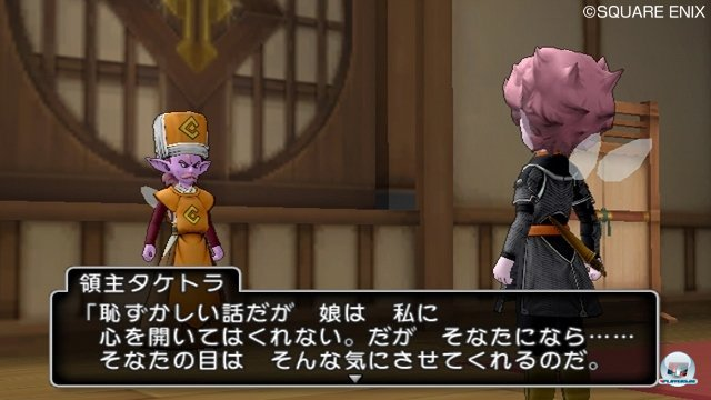 Screenshot - Dragon Quest X Online (Wii) 2372292