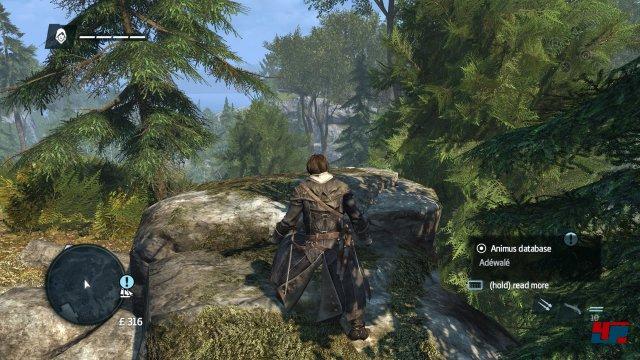 Screenshot - Assassin's Creed Rogue (PlayStation4Pro)