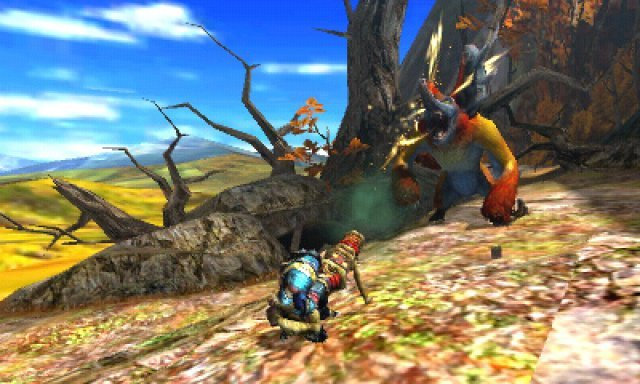 Screenshot - Monster Hunter 4 (3DS) 92399167