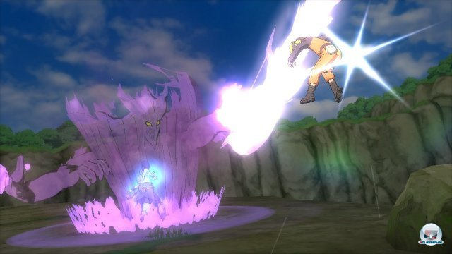 Screenshot - Naruto Shippuden: Ultimate Ninja Storm Generations (PlayStation3) 2297257