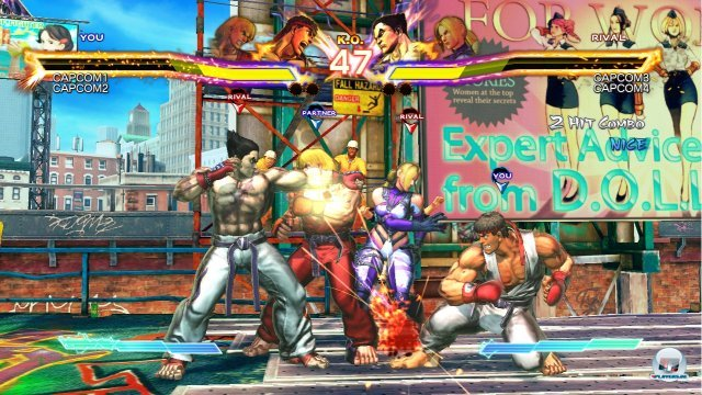 Screenshot - Street Fighter X Tekken (360) 2262697