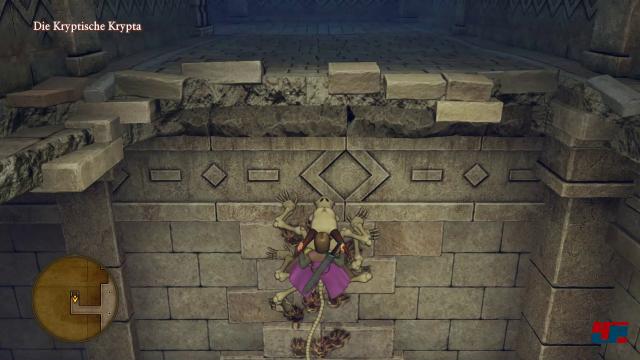 Screenshot - Dragon Quest 11: Streiter des Schicksals (PS4) 92573568