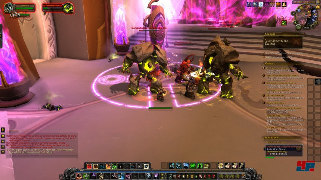 Screenshot - World of WarCraft: Legion (Mac) 92530874