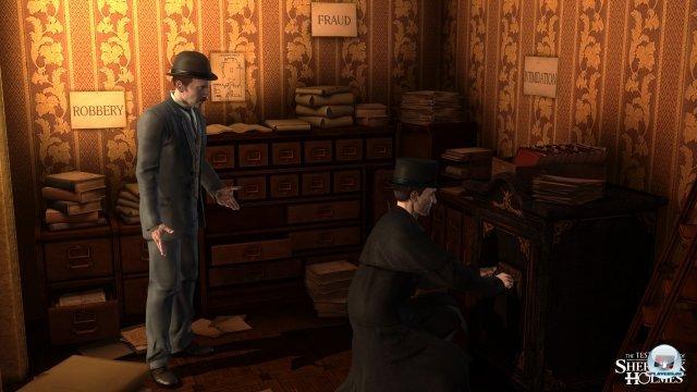 Screenshot - Das Testament des Sherlock Holmes (PC) 2346347