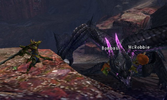 Screenshot - Monster Hunter 4 Ultimate (3DS) 92484921