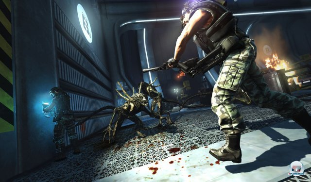 Screenshot - Aliens: Colonial Marines (360) 92429992