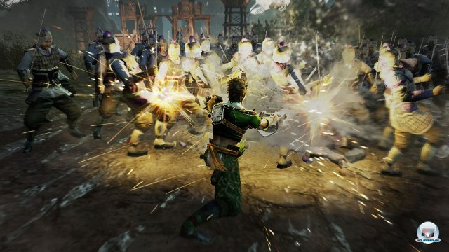 Screenshot - Dynasty Warriors 8 (PlayStation3) 92433882