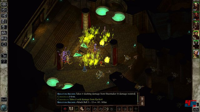 Screenshot - Icewind Dale Enhanced Edition (Android)