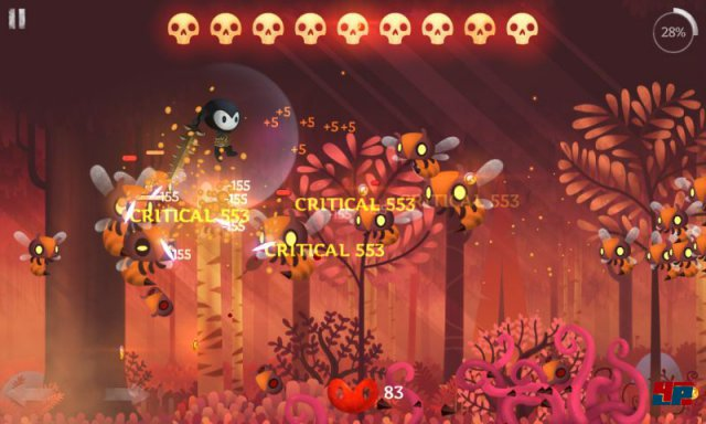 Screenshot - Reaper: Tale of a Pale Swordsman (Android)