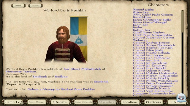 Screenshot - Mount & Blade: With Fire and Sword (PC) 2222264