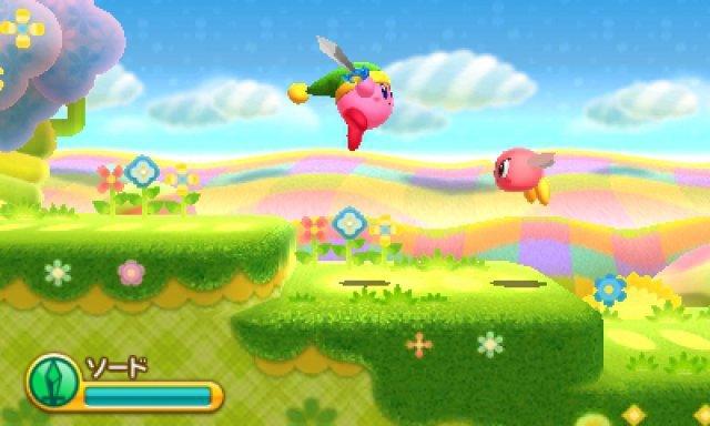 Screenshot - Kirby Triple Deluxe (3DS)
