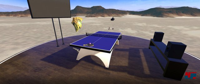 Screenshot - Eleven: Table Tennis VR (HTCVive)