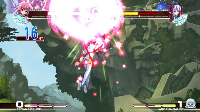 Screenshot - Arcana Heart 3 (360)