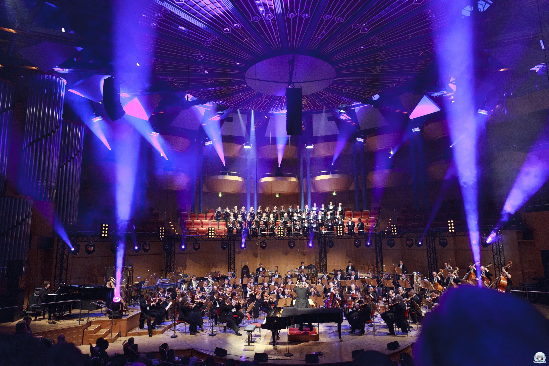Einmal mehr lud das WDR Rundfunkorchester nach K�ln, um bekannte Melodien aus Videospielen aufzuf�hren. Symphonic Odysseys widmete sich dabei ausschlie�ich Musik von Nobuo Uematsu.