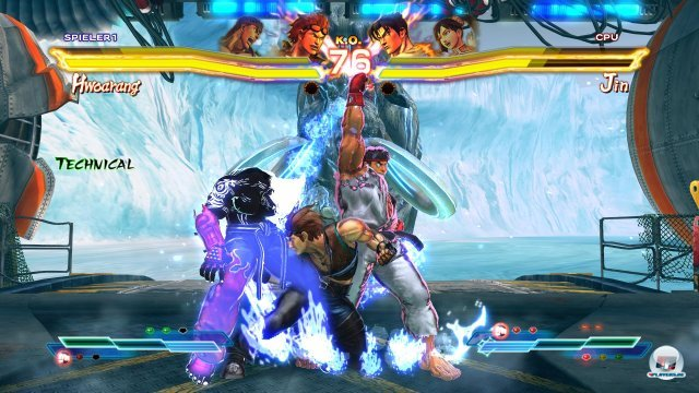 Screenshot - Street Fighter X Tekken (PC) 2351877