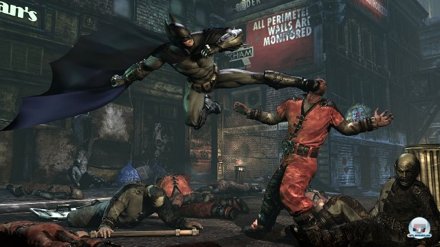 Screenshot - Batman: Arkham City (360) 2232994