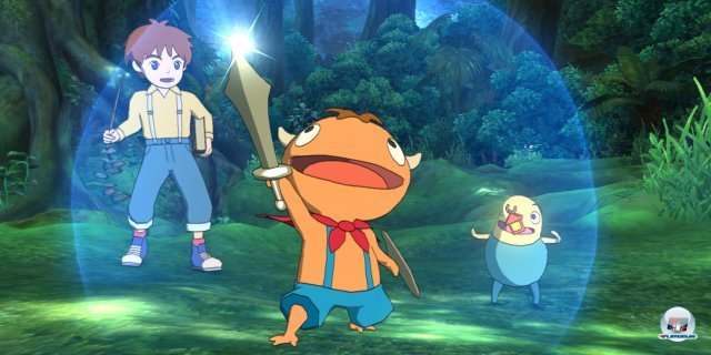 Screenshot - Ni No Kuni: Der Fluch der Weißen Königin (PlayStation3) 2385277