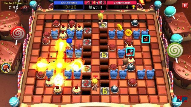 Screenshot - Blast Zone! Tournament (PC)