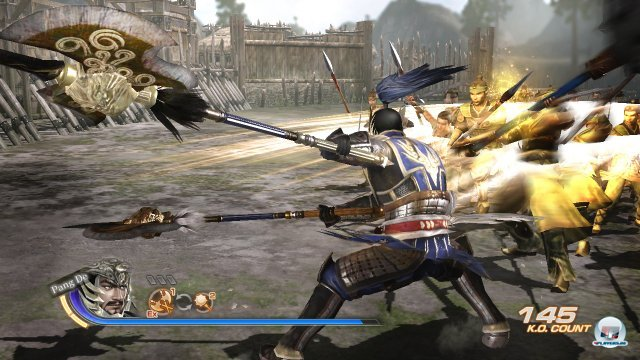 Screenshot - Dynasty Warriors 7: Xtreme Legends (PlayStation3)