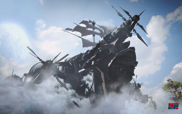 Screenshot - Ascent: Infinite Realm (PC)