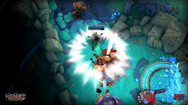 Screenshot - Heroes of SoulCraft (Android)