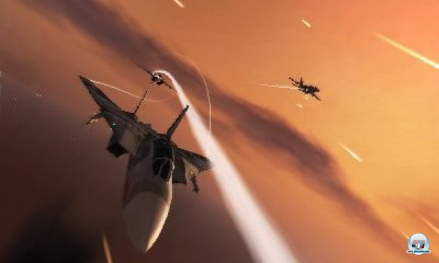 Screenshot - Ace Combat 3D (3DS) 2231014