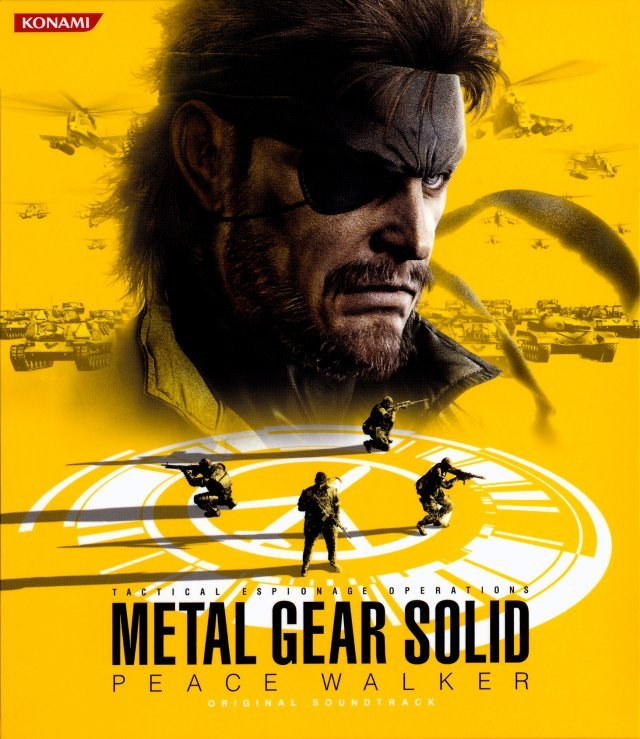 Screenshot - Metal Gear Solid: Peace Walker (PSP)