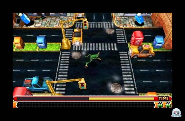 Screenshot - Frogger 3D (3DS) 2252537