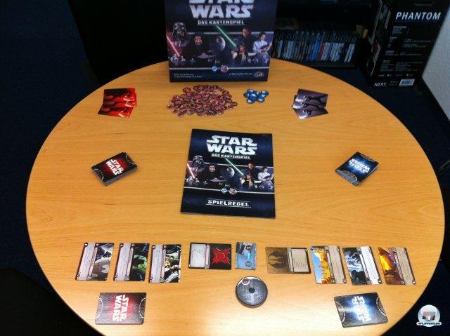 Screenshot - Star Wars: Das Kartenspiel (Spielkultur)