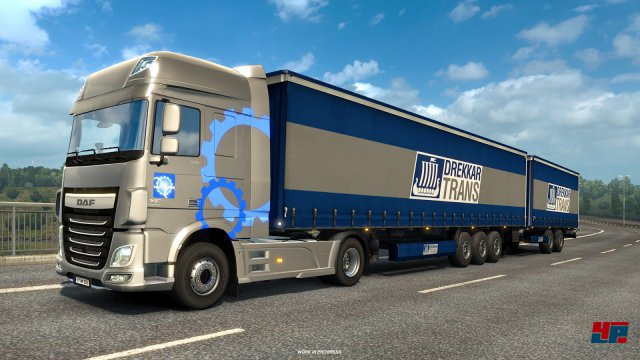 Screenshot - Euro Truck Simulator 2 (PC)