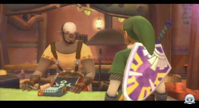 Screenshot - The Legend of Zelda: Skyward Sword (Wii) 2271107