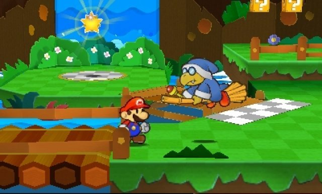 Screenshot - Paper Mario: Sticker Star (3DS) 92410512