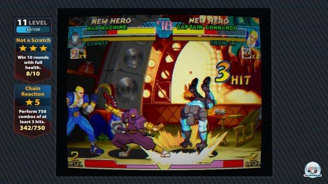 Screenshot - Marvel vs. Capcom Origins (360) 2396687