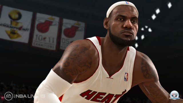 Screenshot - NBA Live 13 (360) 2358027